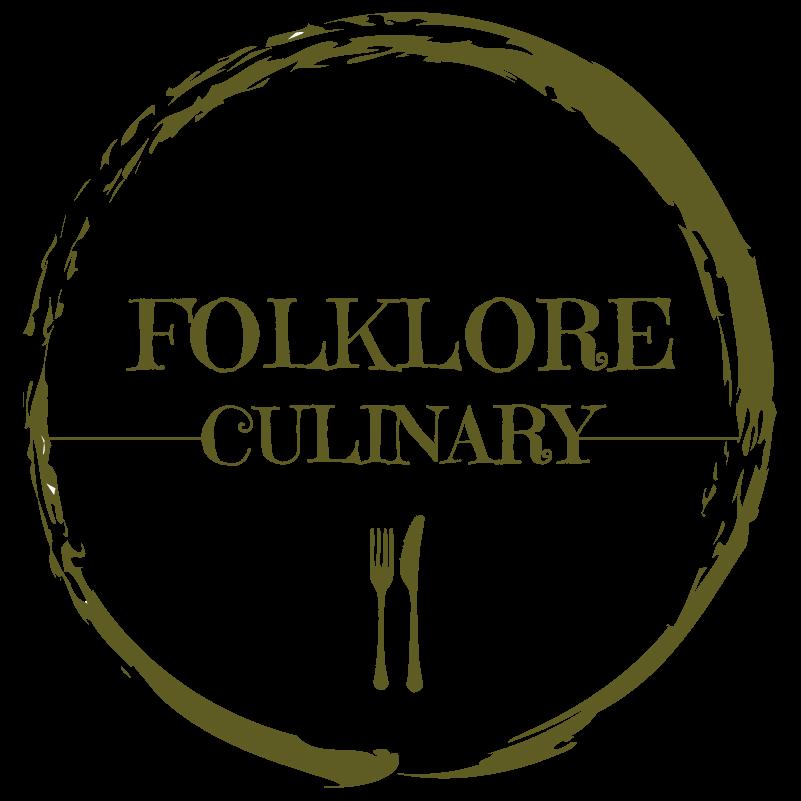 Folklore Culinary Logo